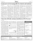 The Rattler November 9, 2011 v. 99 #5 - St. Mary's University - Page 3