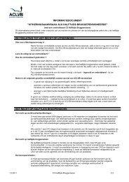 Uitkeringsaanvraag als halftijds bruggepensioneerde - Aclvb