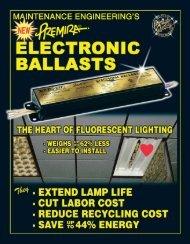 Electronic Ballasts - Me-dtc.com