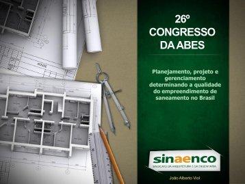 Projeto - Sinaenco