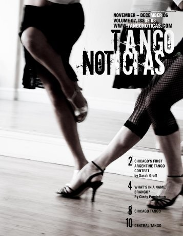 Chicago's First Argentine Tango Contest