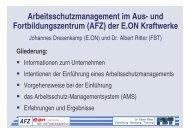AFZ - Bundesanstalt für Arbeitsschutz und Arbeitsmedizin