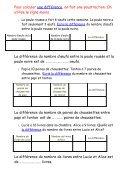 Pour calculer une différence, on fait une soustraction - Le petit roi ... - Page 7
