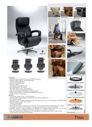Patentierte manuelle Fußteilverstellung mit drei Komfortpositionen