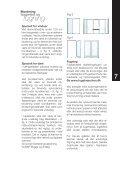 Vinduer_-_Brugervejledning_-_Krone - Domea - Page 7