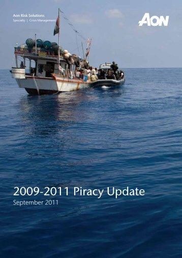 2009-2011 Piracy Update - Fortunes de mer