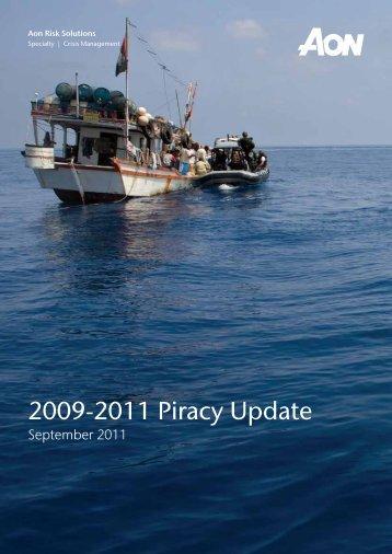 2009-2011 Piracy Update - Fortunes de mer