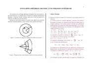 sphère sous pression - mms2