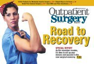 Outpatient Surgery Magazine - Mercy