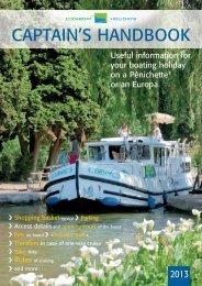 Download Captain's Handbook (.pdf 3mb) - Eurolynx Travel