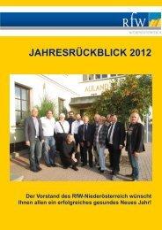 PDF als Download - RfW Niederösterreich