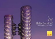 Helix London - Savills