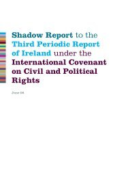 Shadow Report - Office of the High Commissioner for Human Rights