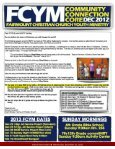 Dec 12: Cover Story - Christmas Eve Services - Fairmount Christian ... - Page 4