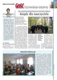 Gość Niedzielny Zielona Góra 45/2006 (pdf)