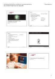 GV Beschlussprotokoll 2011 - Anhang - Goldbach Group