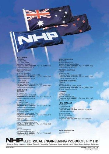 Catalogue - NHP