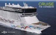 CRUISE - First Supply