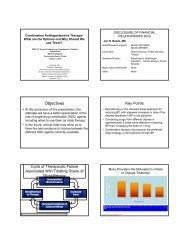 Objectives - Southern Medical Association
