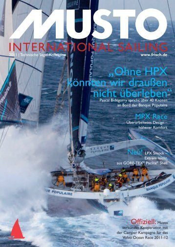 INTERNATIONAL SAILING - bodensee-segelschule.ch