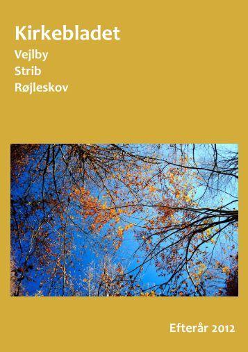 Efterår 2012 (Kristine) - Vejlby-Strib-Røjleskov pastorat
