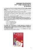 Campagne de prévention La 1ère clope c'est pas top - Cahors - Page 4