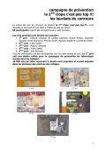Campagne de prévention La 1ère clope c'est pas top - Cahors - Page 5