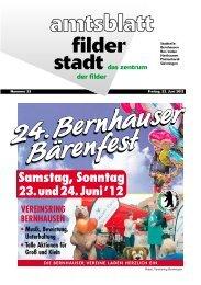 Amtsblatt KW 25.pdf - Stadt Filderstadt