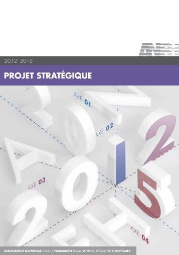 Projet Stratégique 2012-2015 - Anfh