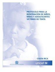 Protocolo para las repatriación de niños, niñas y ... - Acnur
