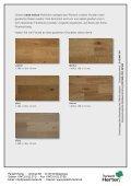 Produkt Prospekt als PDF - Parkett-Herter - Seite 2