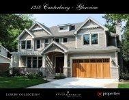 1318 Canterbury - Glenview - Properties