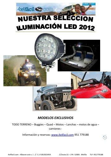 117_CATÁLOGO ILUMINACIÓN LED 4x4 4X4FACIL - FINA...pdf