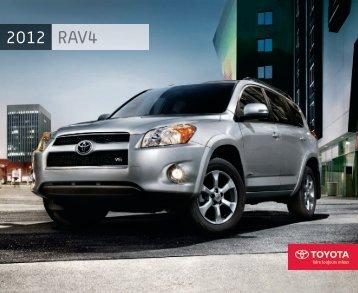 RAV4 2012 - Amazon S3