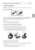 Axis P3367-VE Installation Guide - Use-IP - Page 7