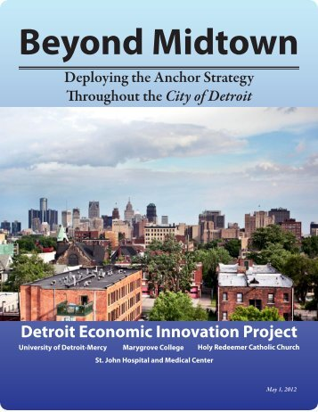 Report - University Center for Regional Economic Innovation