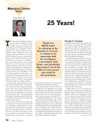 25 Years! - National Environmental Health Association