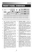 MPK49 Operator's Manual - rev1.1 - Just Music - Page 5