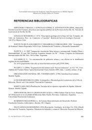 referencias bibliograficas - Universidad Nacional de Catamarca