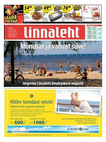 Tallinn - Linnaleht