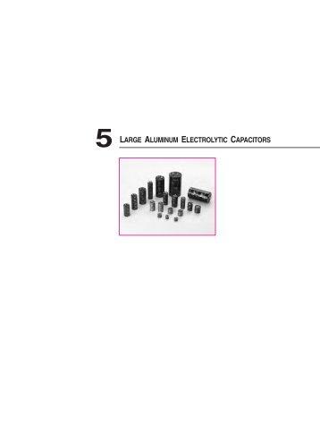SAMWHA - Large Aluminium Electrolytic Capacitors