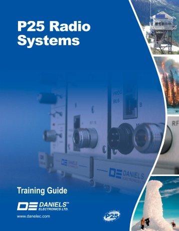 P25 Radio Systems - Daniels Electronics