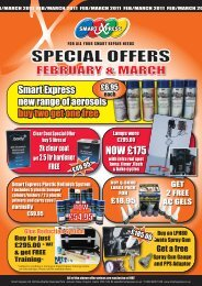 SPECIAL OFFERS - Smart Express