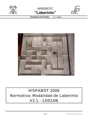 Laberinto - Alcabot