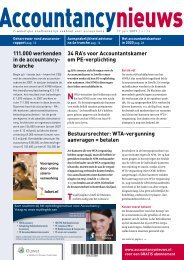 download nummer 14 hier - Accountancy Nieuws