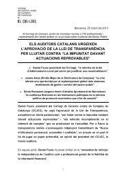 Madrid, 31 de enero de 2002 - Col·legi de Censors Jurats de ...