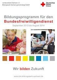 Themen - DRK Bildungswerk Sachsen gemeinnützige GmbH