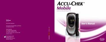 User's Manual C - Accu-Chek