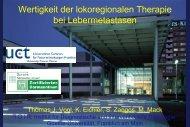 Institut für Diagnostische und Interventionelle Radiologie, Goethe ...