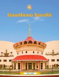 JULY 2008 - Sri Sathya Sai Books & Publication Trust